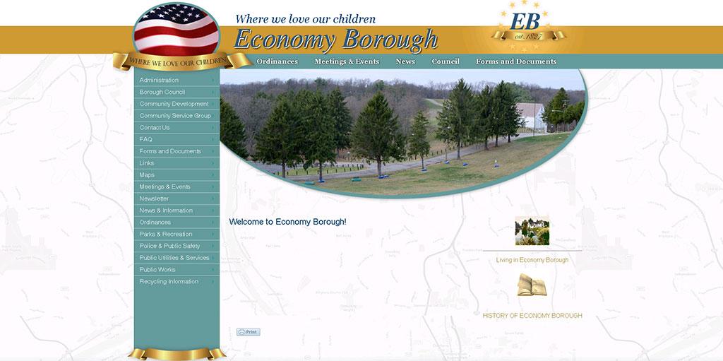Economy Borough