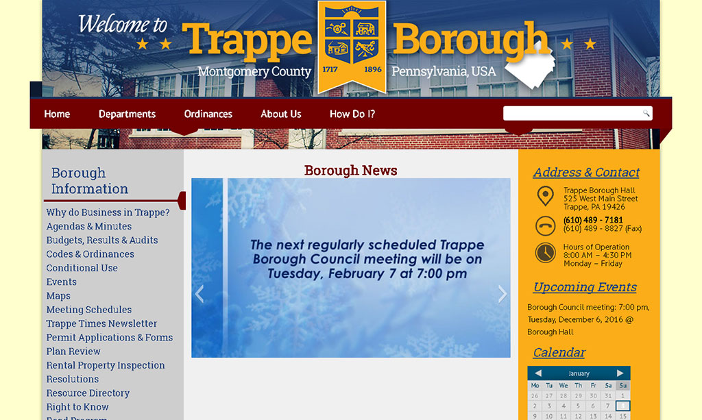 Trappe Borough