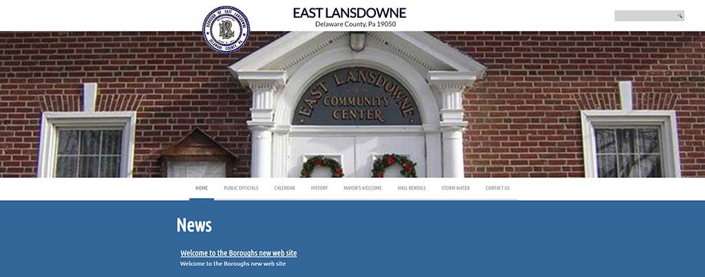 East Lansdowne Borough