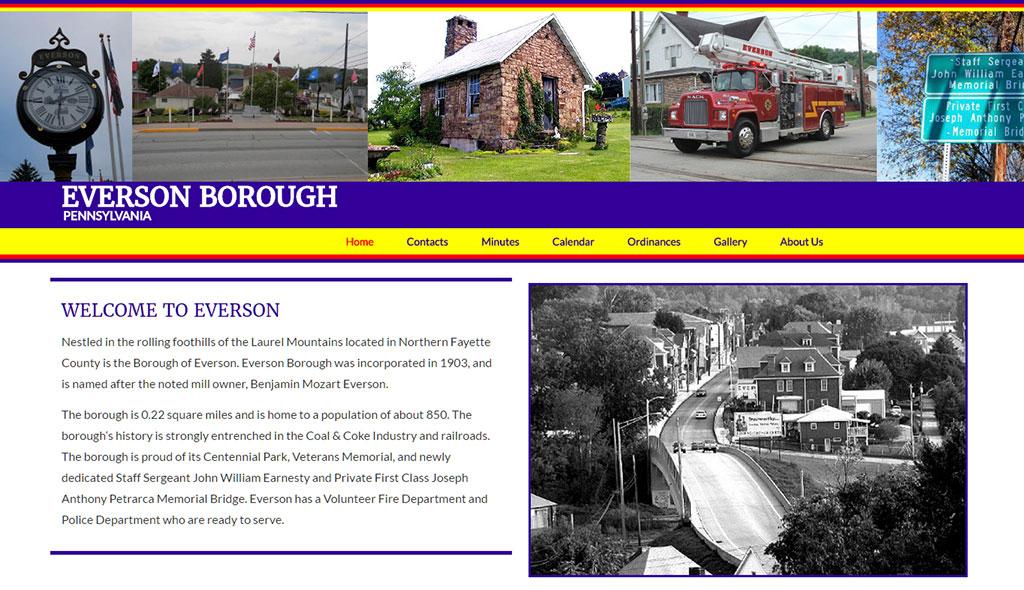Everson Borough
