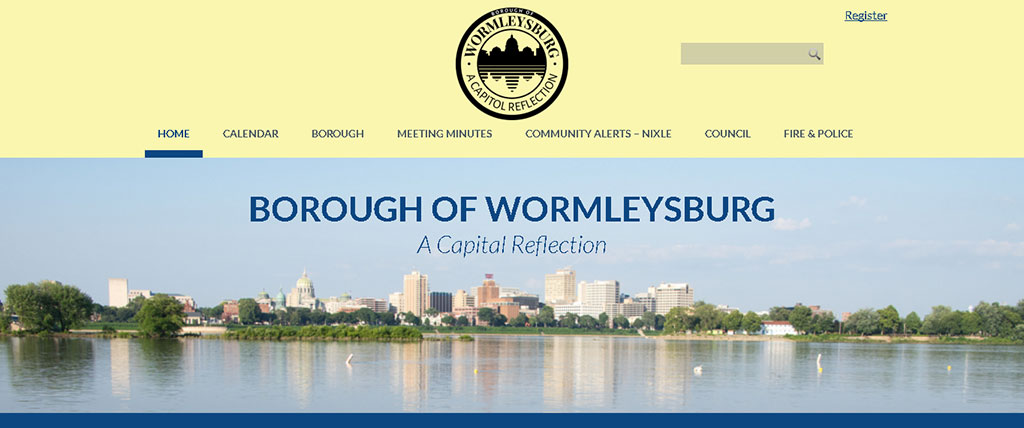 Wormleysburg Borough