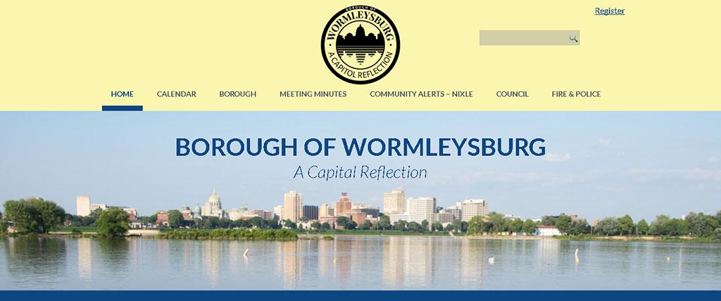Wormleysburg Borough