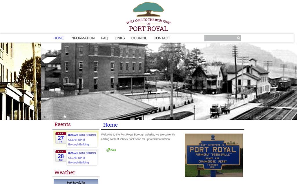 Port Royal Borough