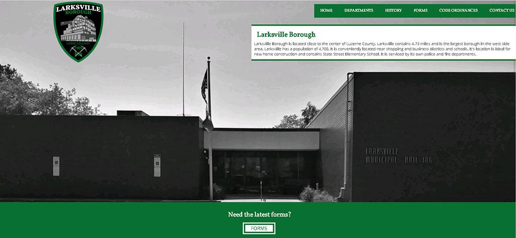 Larksville Borough
